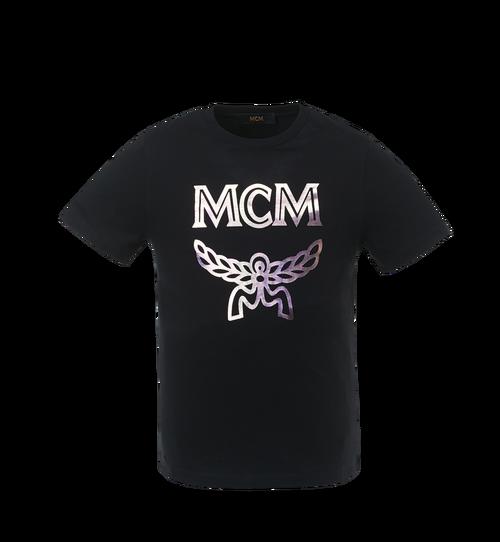 Women's Hologram Print Logo T-Shirt