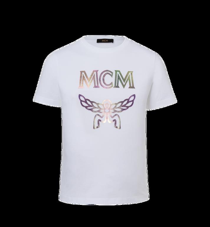 MCM Women's Hologram Print Logo T-Shirt AlternateView