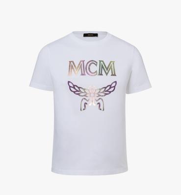 5c1892a5 Women's Hologram Print Logo T-Shirt