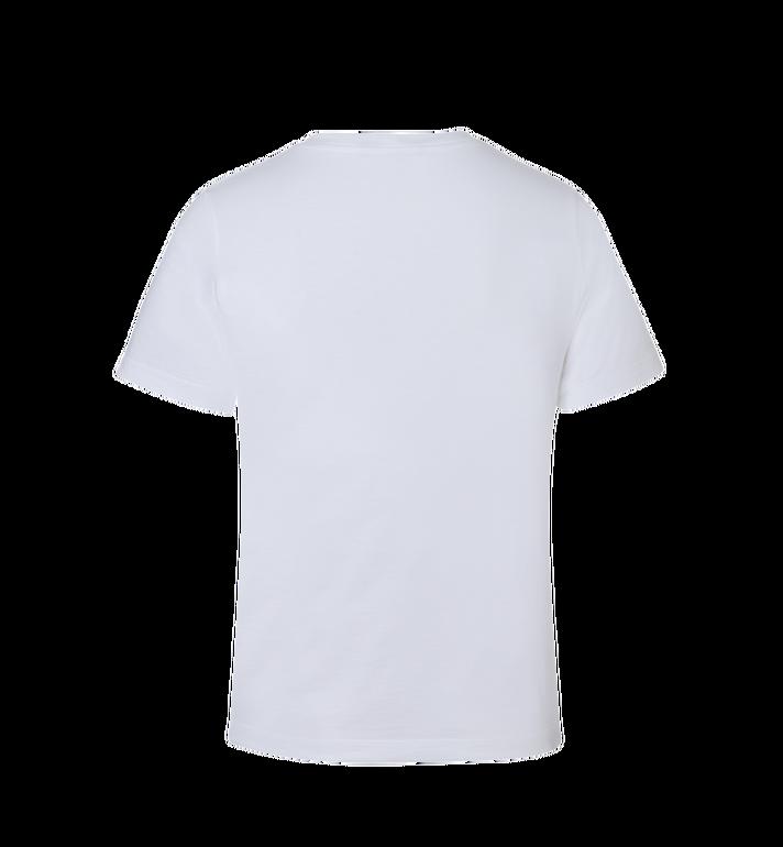 MCM Women's Hologram Print Logo T-Shirt AlternateView3