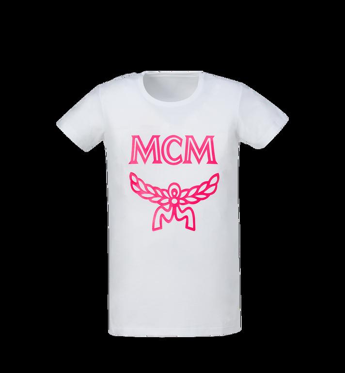 MCM Women's Tonal Logo Print T-Shirt Alternate View