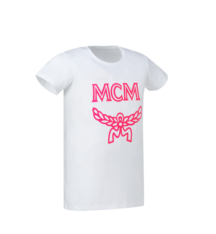 MCM Women's Tonal Logo Print T-Shirt Alternate View 2