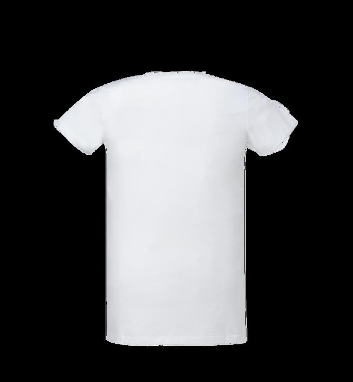 MCM Women's Tonal Logo Print T-Shirt Alternate View 3