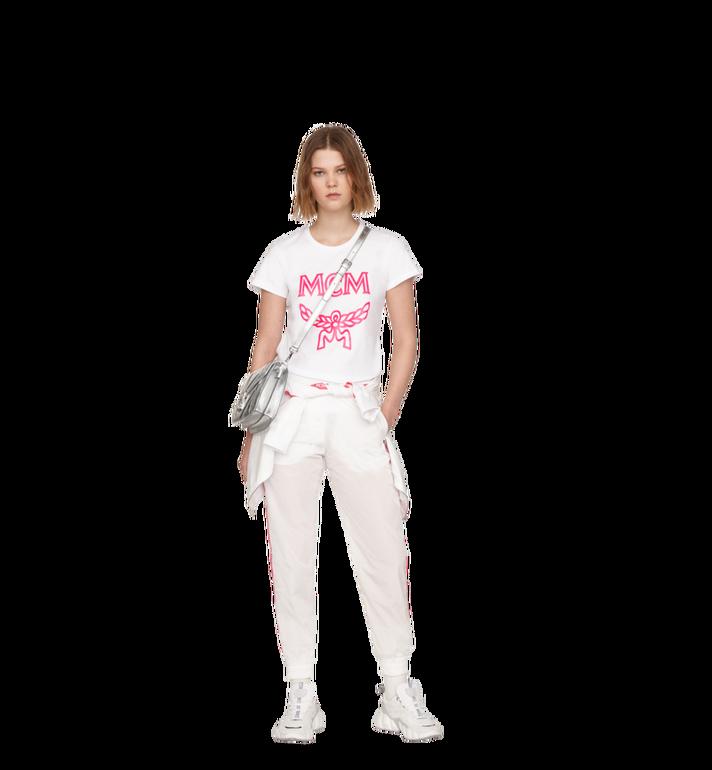 MCM Women's Tonal Logo Print T-Shirt Alternate View 4