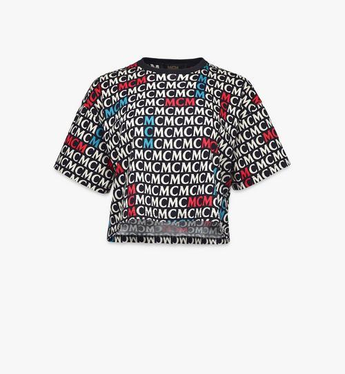 T-shirt monogrammé pour femme