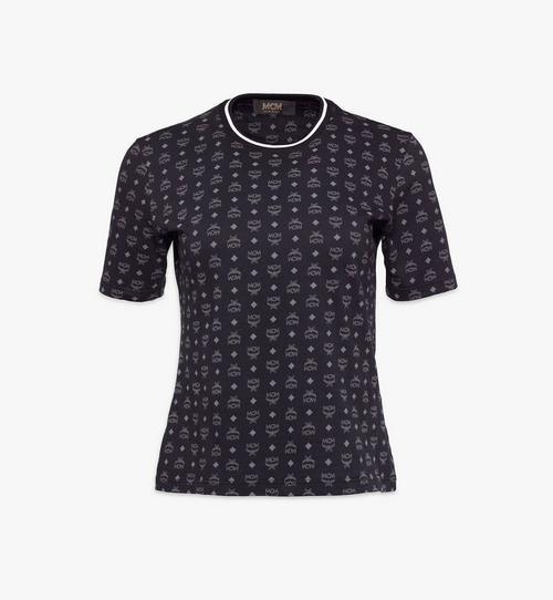 여성용 비세토스 프린트 티셔츠