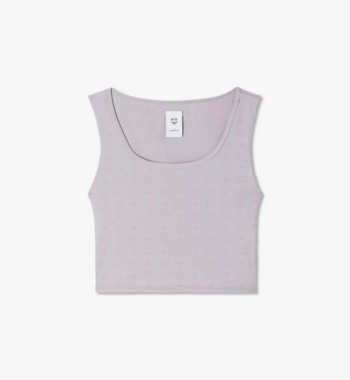 Women's MCM x PHENOMENON Monogram Print Sports Top