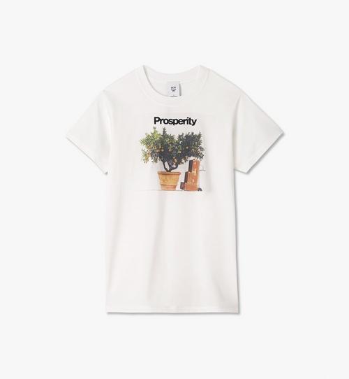 〈MCM x PHENOMENON〉ウィメンズ プロスパリティ Tシャツ