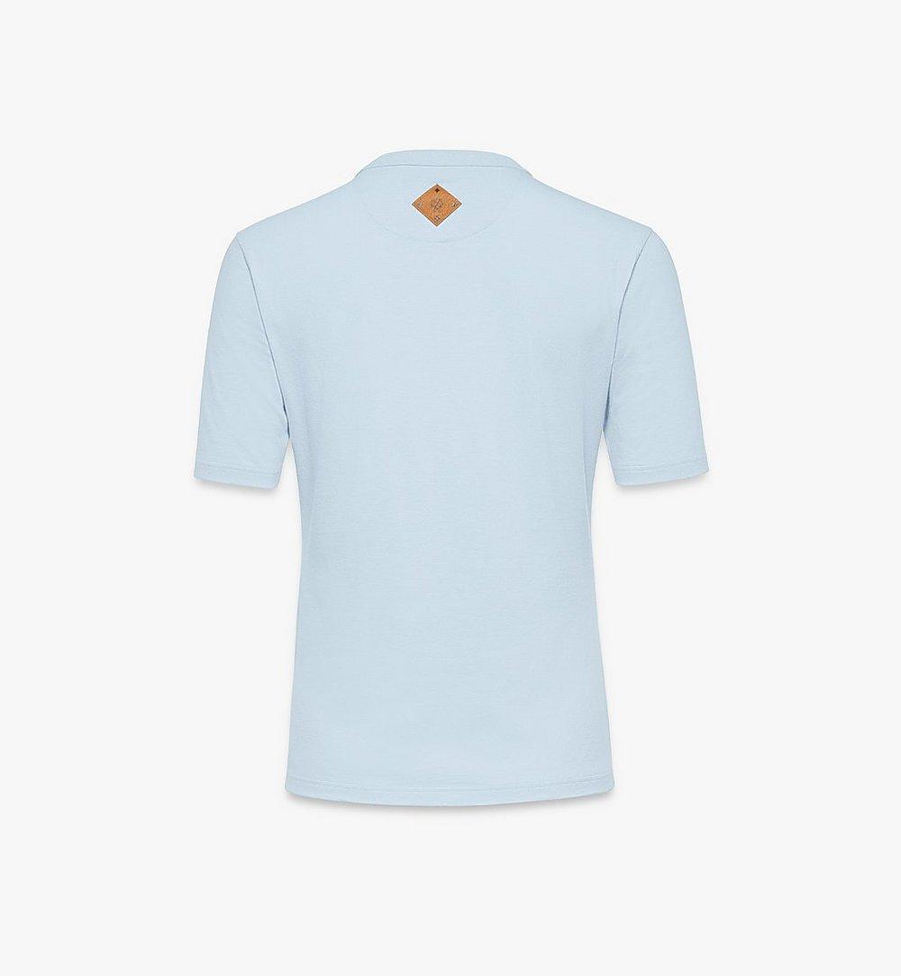 MCM Klassisches Damen-T-Shirt mit Logo Black MFTASMM03H400S Noch mehr sehen 1