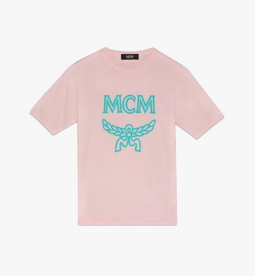 여성용 로고 티셔츠