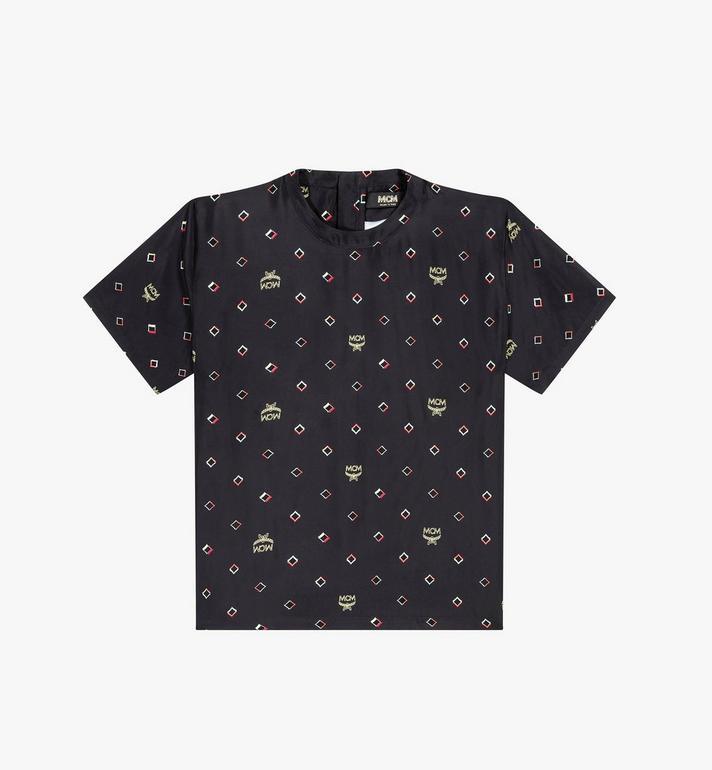 MCM T-shirt 1976 Disco Diamond pour femme Alternate View