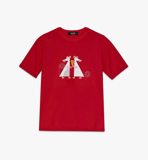 Year Of The Mouse T-Shirt für Damen