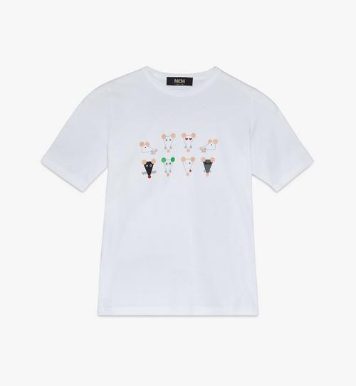 여성용 쥐의 해 티셔츠
