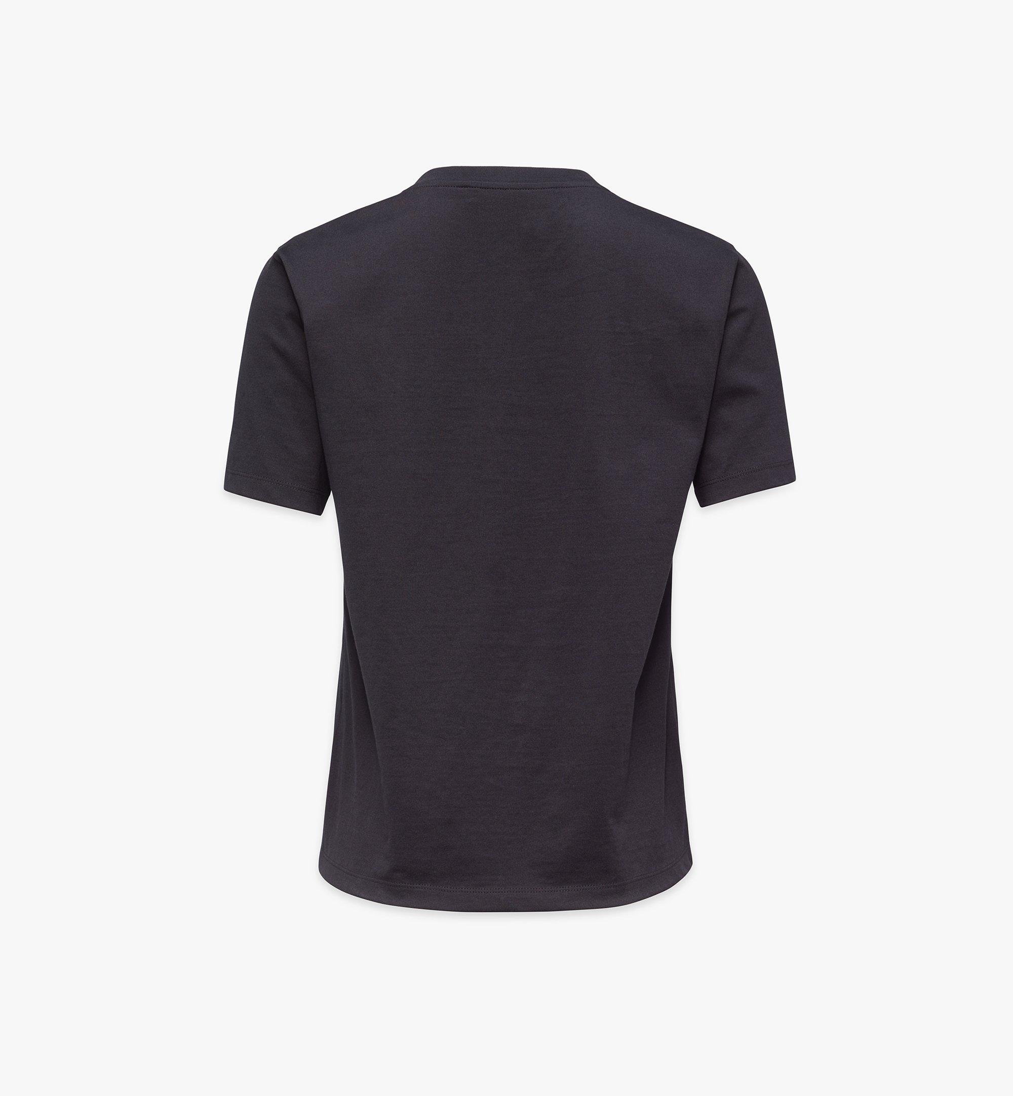 MCM 女士 Geo 月桂 T 恤 Black MFTBSMM05BK00L 更多視圖 1