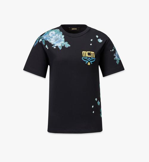 ウィメンズ テックフラワー プリント Tシャツ