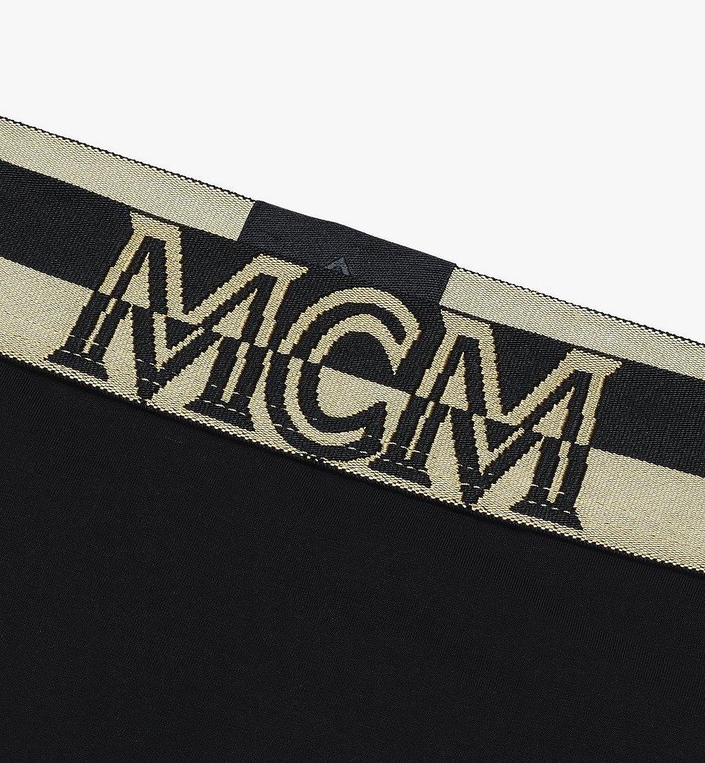 MCM 여성용 티팬티 Black MFYASBM03BK0XS 다른 각도 보기 2
