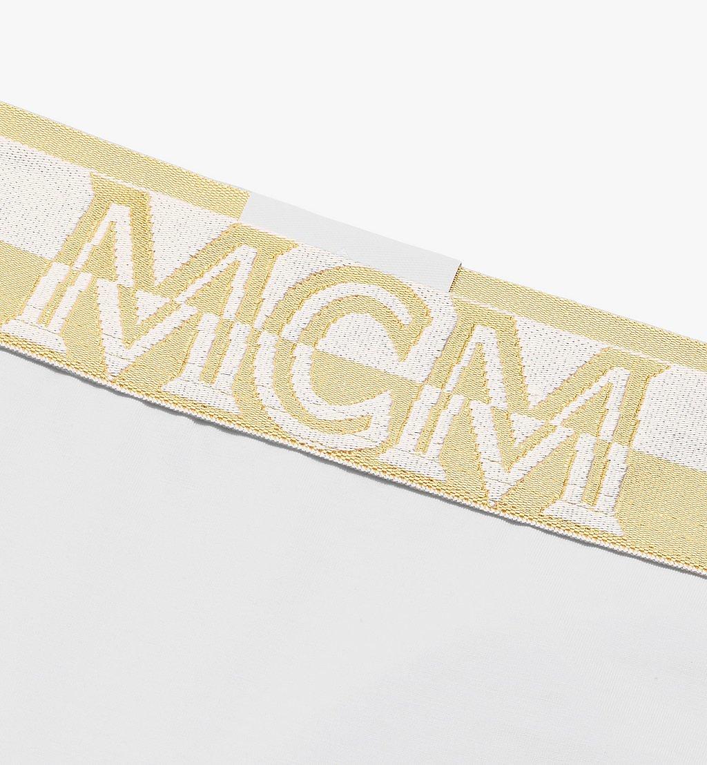 MCM Women's 1976 Thong White MFYASBM03WT00L Alternate View 2