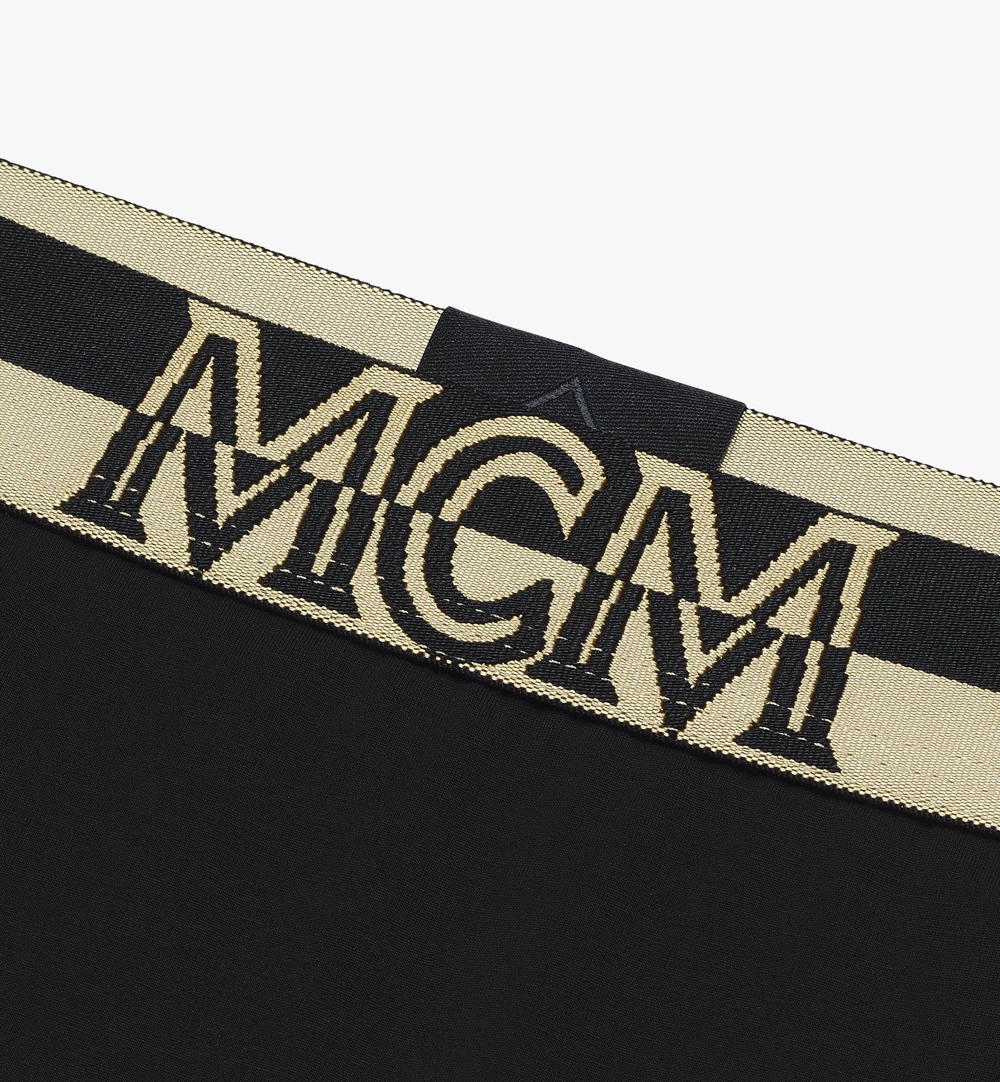 MCM Women's 1976 Briefs Black MFYASBM04BK00M Alternate View 2