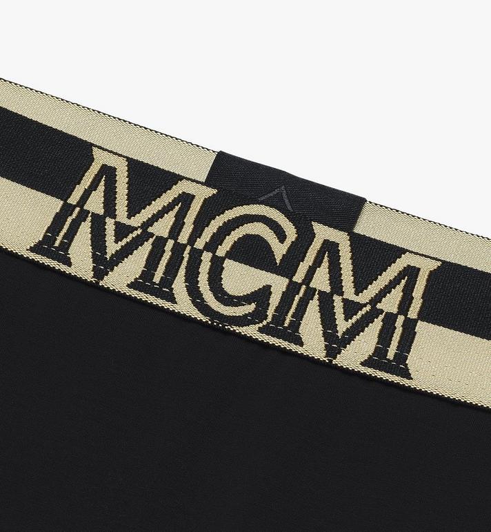 MCM Women's 1976 Briefs  MFYASBM04BK00S Alternate View 3