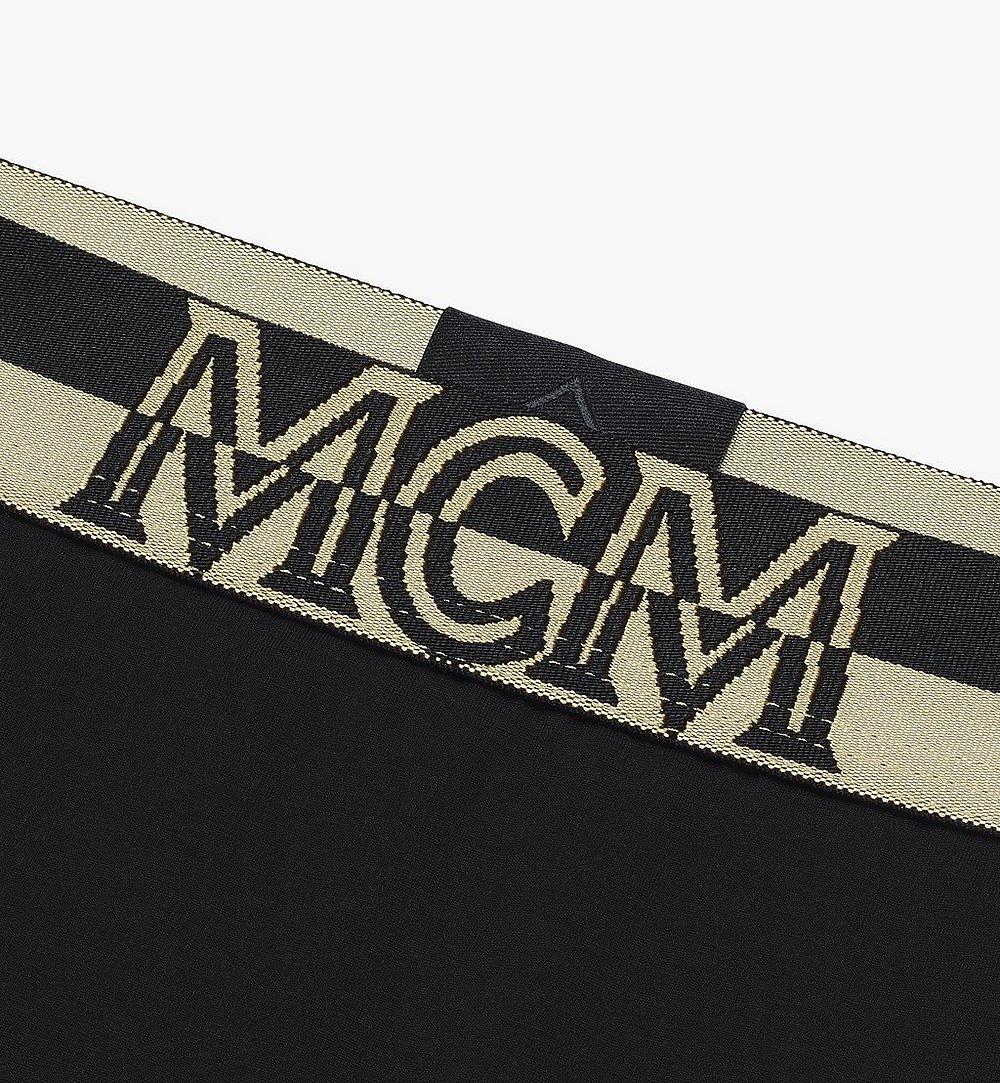 MCM Women's 1976 Briefs Black MFYASBM04BK0XS Alternate View 2