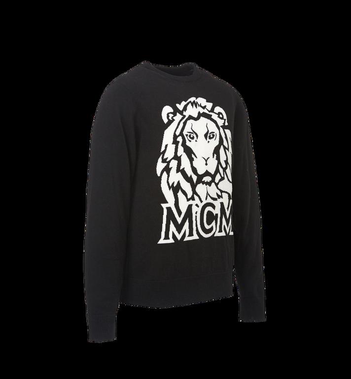 MCM Herren Intarsien Pullover Munich Lion MHA8AMM17BK00L AlternateView2