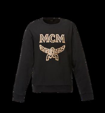 MCM Klassisches Herrensweatshirt mit Logo MHA8SMM12BK00L AlternateView
