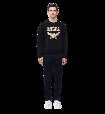 MCM Klassisches Herrensweatshirt mit Logo MHA8SMM12BK00L AlternateView4
