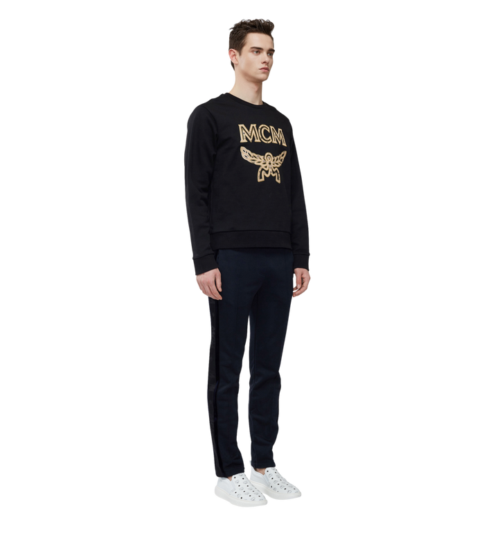 MCM Klassisches Herrensweatshirt mit Logo MHA8SMM12BK00L AlternateView5