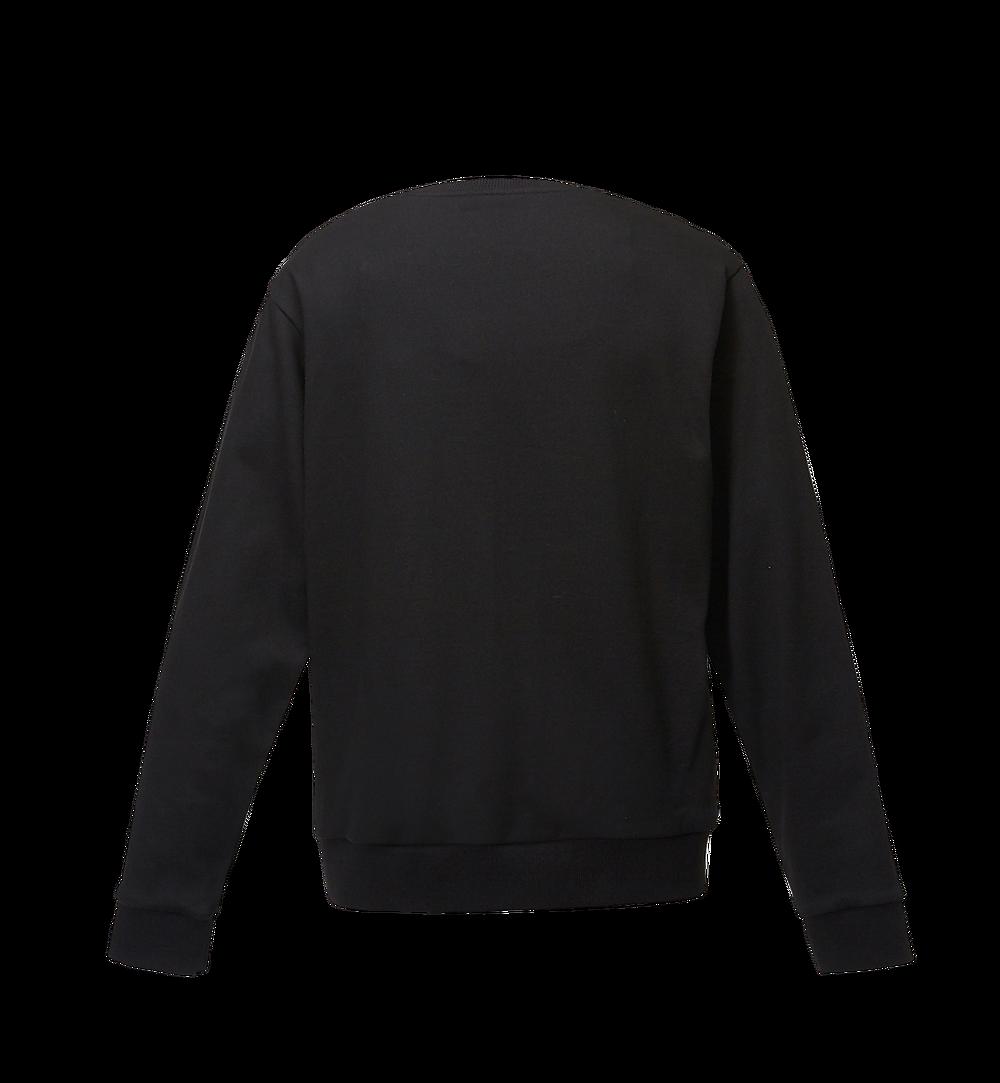 MCM 男士經典標誌套頭衫 Black MHA8SMM12BK00S 更多視圖 2