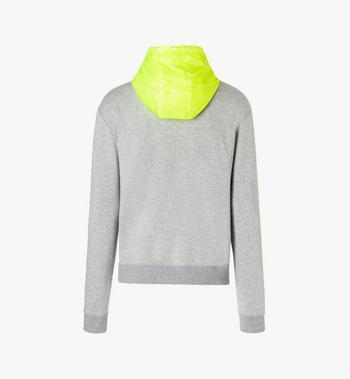MCM Men's Flo Hooded Sweatshirt  MHA9ALC09EG00L Alternate View 3