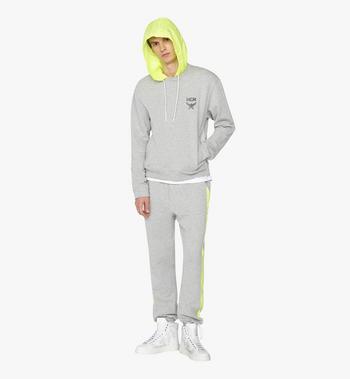 MCM Men's Flo Hooded Sweatshirt  MHA9ALC09EG00L Alternate View 4
