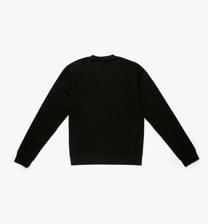 MCM メンズ ロゴ スウェットシャツ Black MHA9AMM02BK0XL Alternate View 2