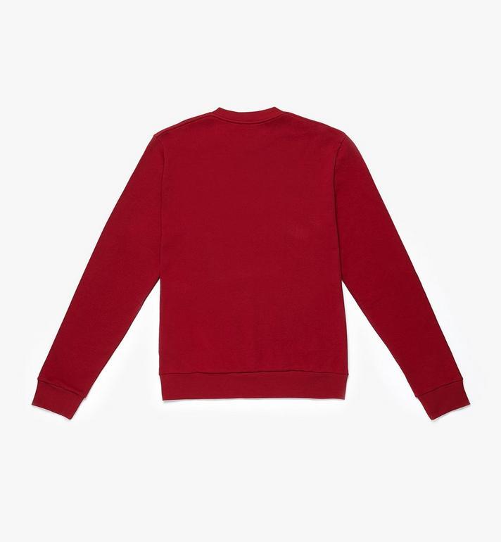 MCM メンズ ロゴ スウェットシャツ Red MHA9AMM02RU0XL Alternate View 2