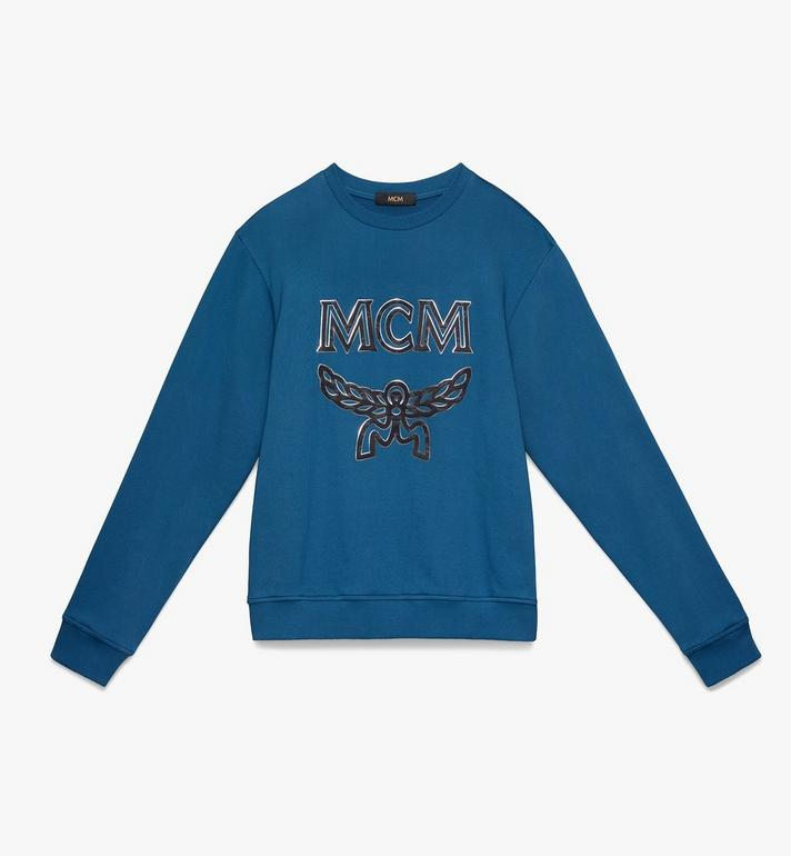 MCM Sweat-shirt à logo pour homme Alternate View