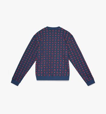 MCM Oversize-Sweatshirt in Visetos für Herren Alternate View 2