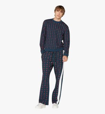 MCM Oversize-Sweatshirt in Visetos für Herren Alternate View 3