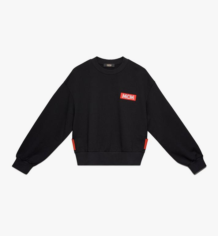 MCM Men's Resnick Utility Sweatshirt Alternate View