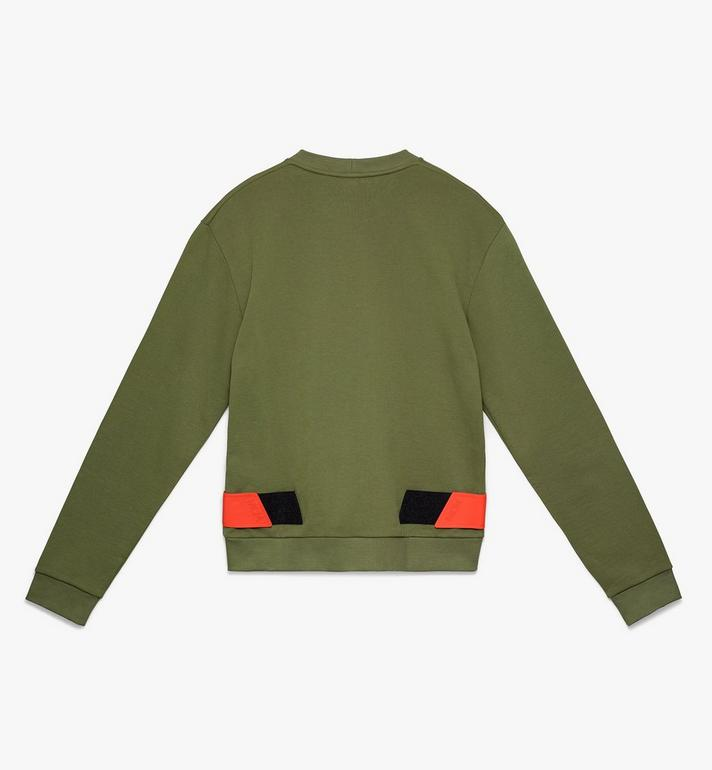 MCM Men's Resnick Utility Sweatshirt Alternate View 2