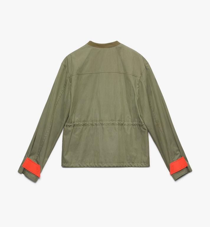 MCM Men's Resnick Utility Sweatshirt Green MHA9ARA34G80XL Alternate View 2