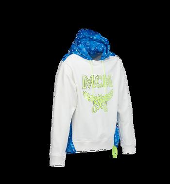 MCM Sweat à capuche en nylon monogrammé pour homme Alternate View 2