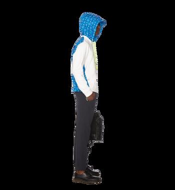 MCM Sweat à capuche en nylon monogrammé pour homme Alternate View 5