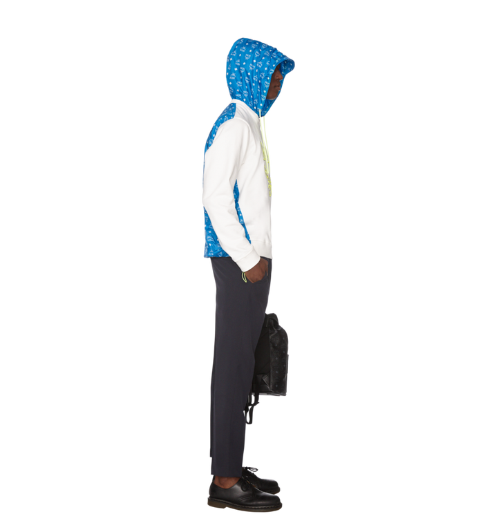 MCM Herren Kapuzenpulli aus Nylon mit Monogramm Alternate View 5