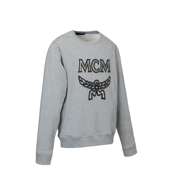 MCM Herren Logo Sweatshirt MHA9SMM12EG00L AlternateView2