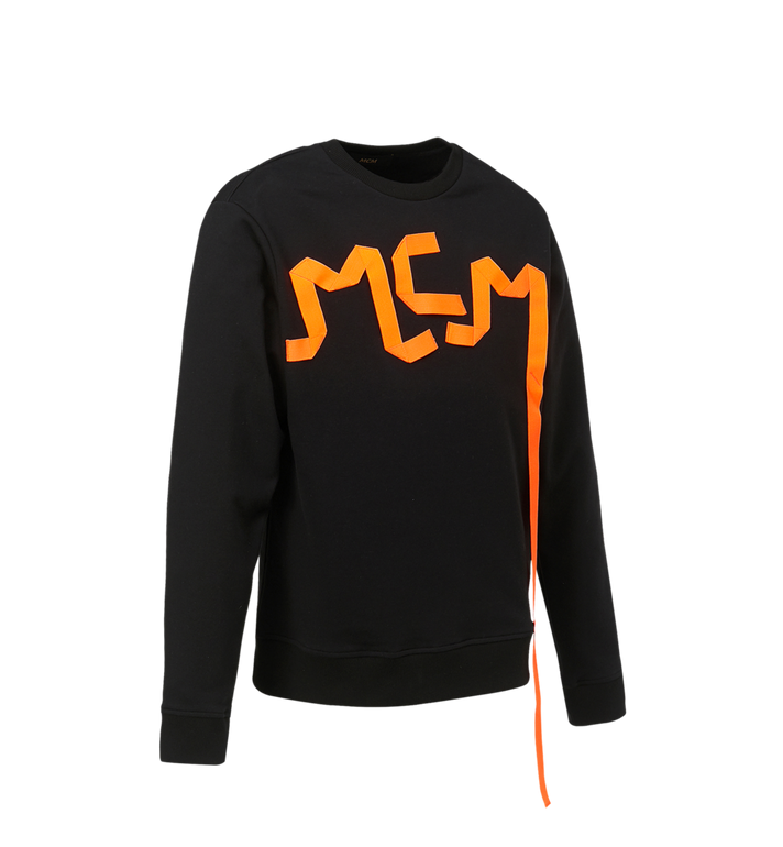 MCM Sweat-shirt à bande logo pour homme Alternate View 2