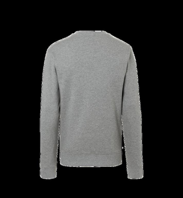 MCM Sweat-shirt à imprimé logo holographique pour homme Alternate View 3