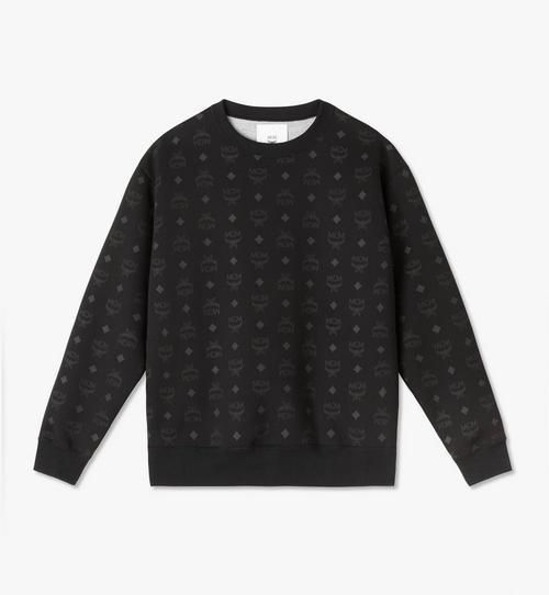 Men's MCM x PHENOMENON Reflective Monogram Sweatshirt