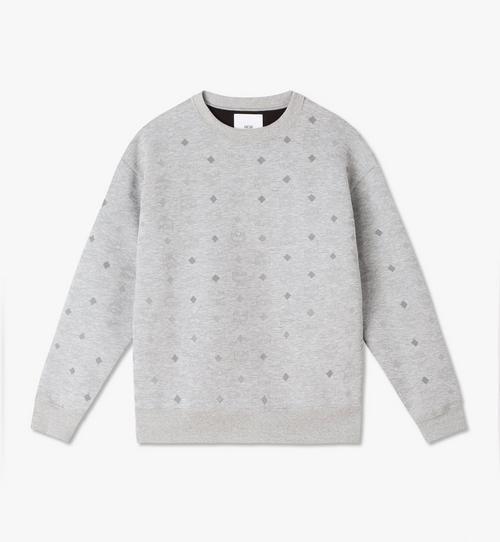〈MCM x PHENOMENON〉メンズ リフレクティブ モノグラム スウェットシャツ