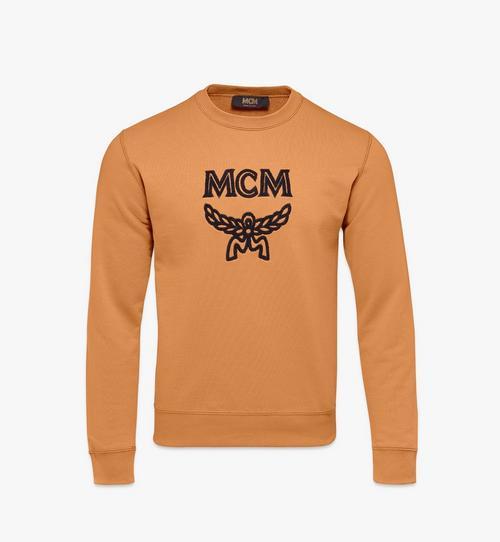 Klassischer Pullover mit Logo für Herren