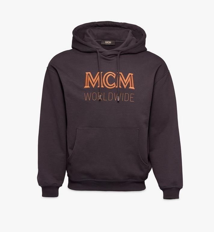 MCM Kapuzenpulli mit Logo für Herren Alternate View