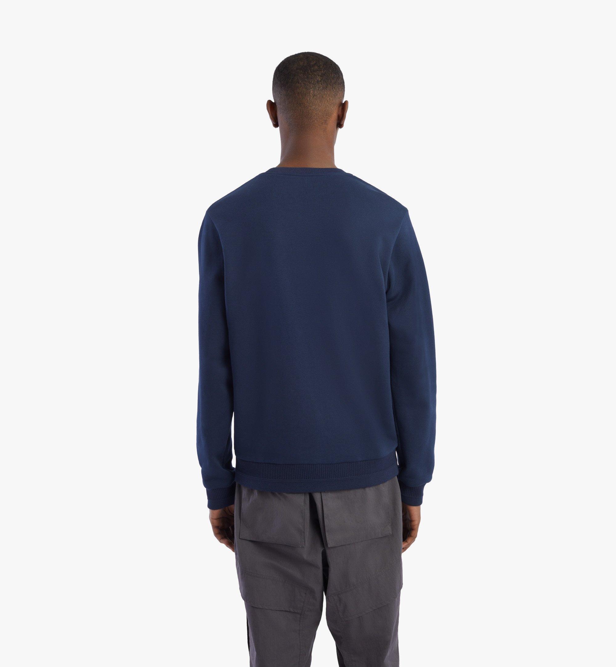 MCM 男士Geo月桂叶运动衫 Blue MHABSMM04U100M 更多视角 3